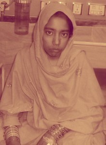 Zulikha, a 16-year old Heartfile Health Financing patient