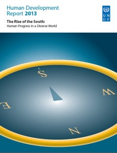 Human Development Report UNDP 2013