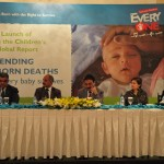 Newborn Deaths Report Launch Group