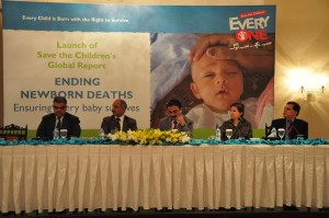 Newborn Deaths Report Launch Group