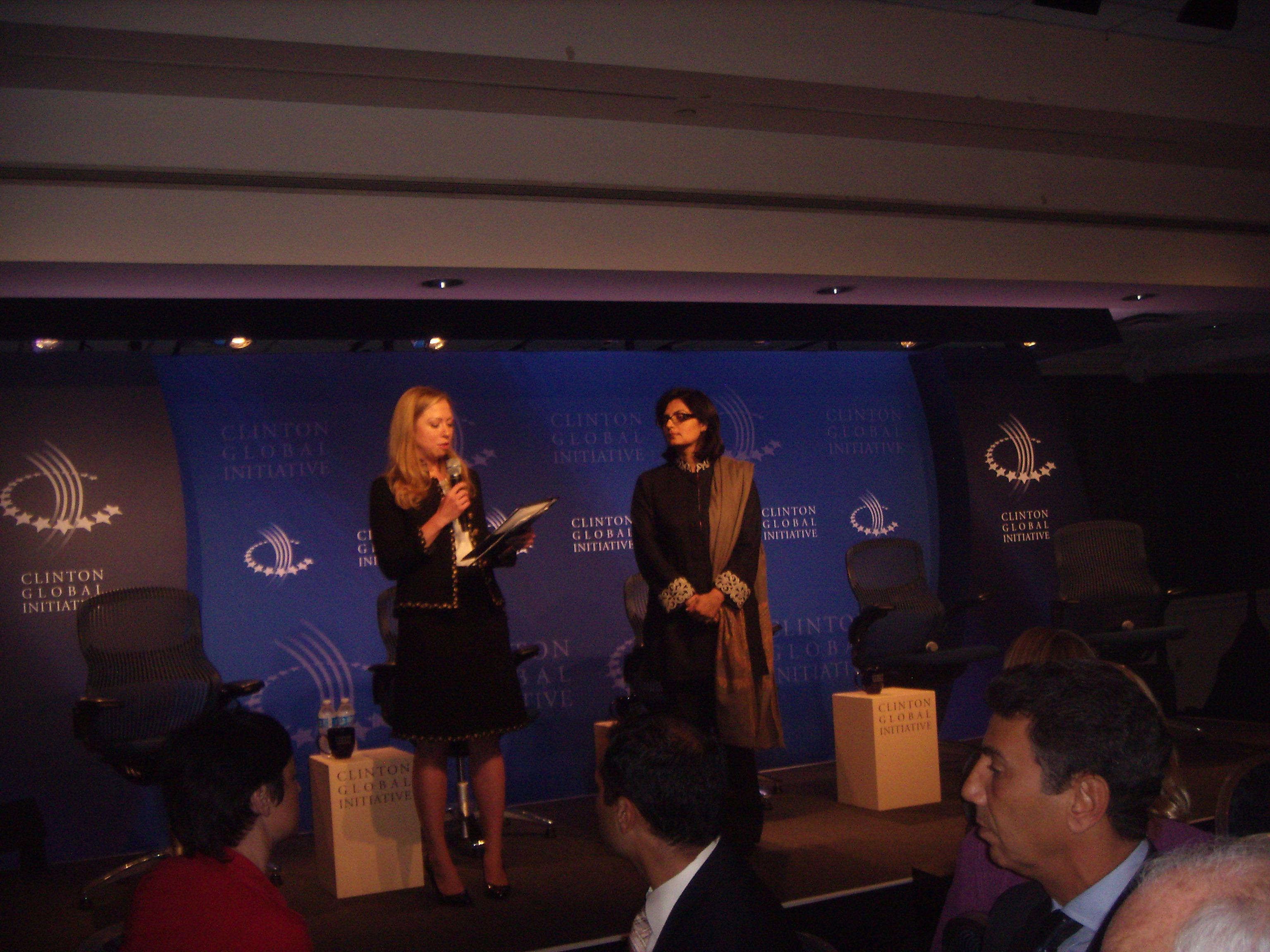 HEARTFILE AT THE CLINTON GLOBAL INITIATIVE 2011