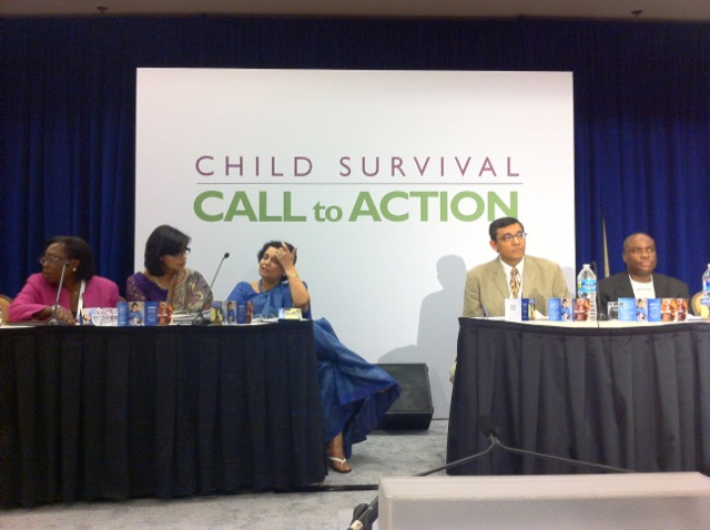 High level meeting on Child Survival: a Call to Action