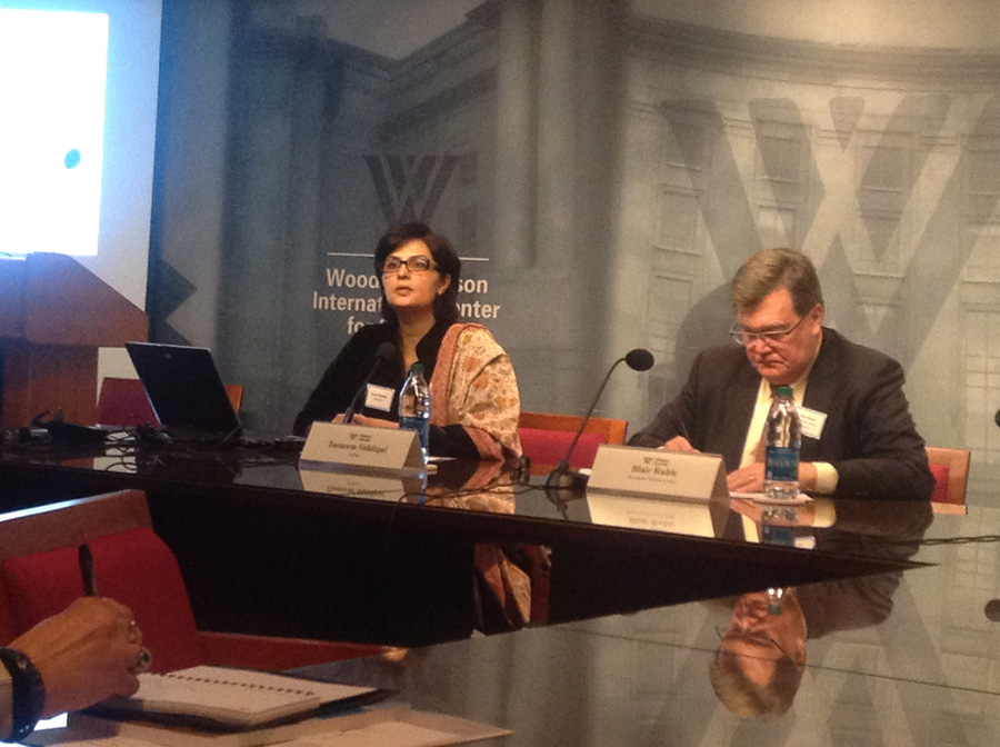 Sania_Nishtar_Washington_DC_Nov2013