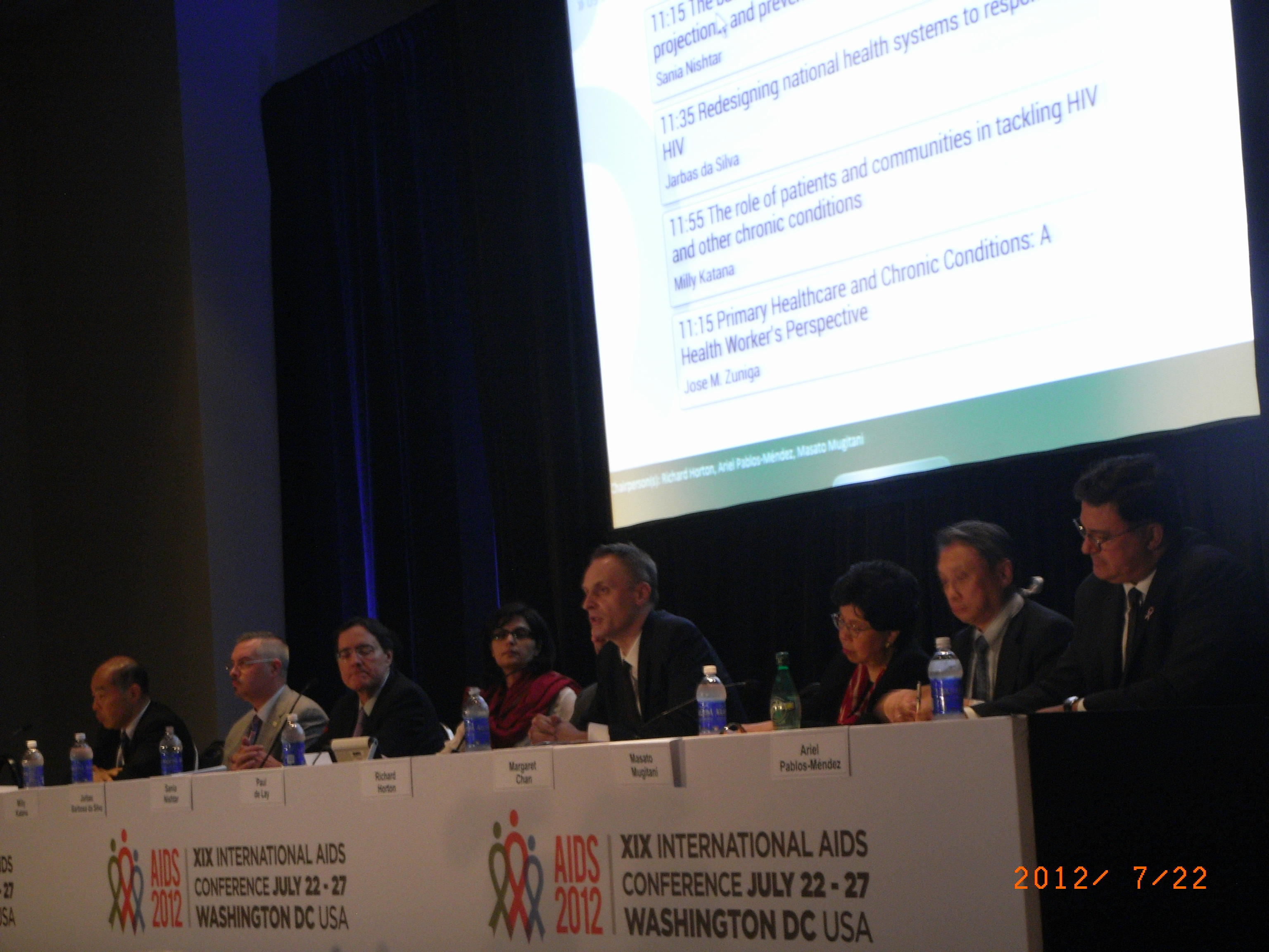 Learning from HIV experience: An NCDs and health systems perspective