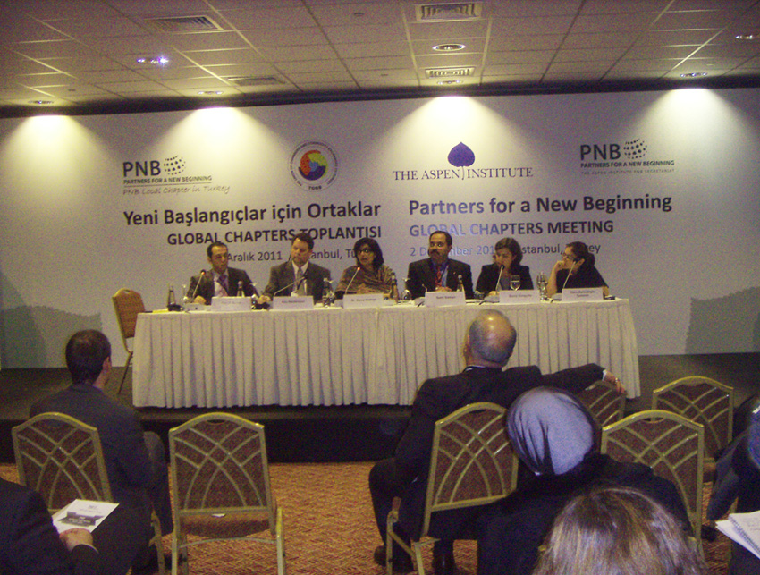 PARTNERSHIP PLENARY IN ISTANBUL