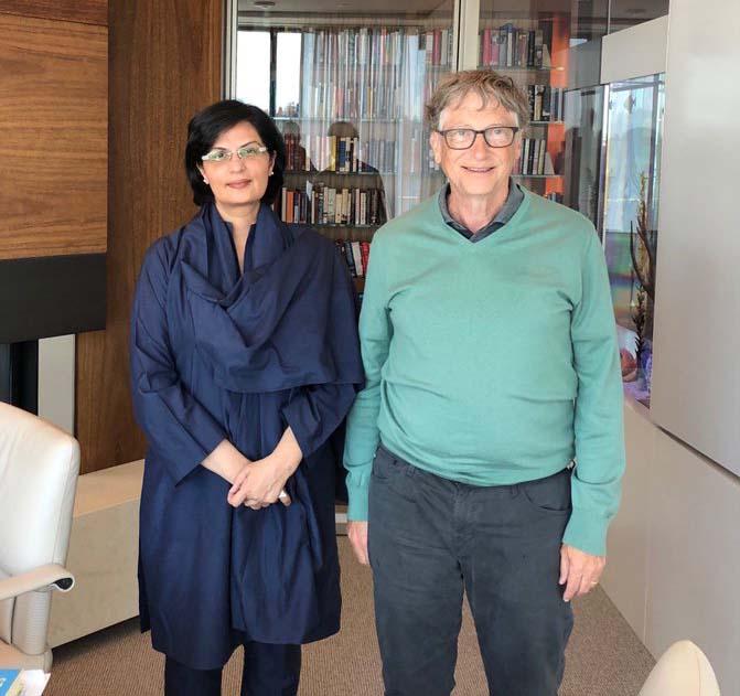 News | Dr  Sania Nishtar